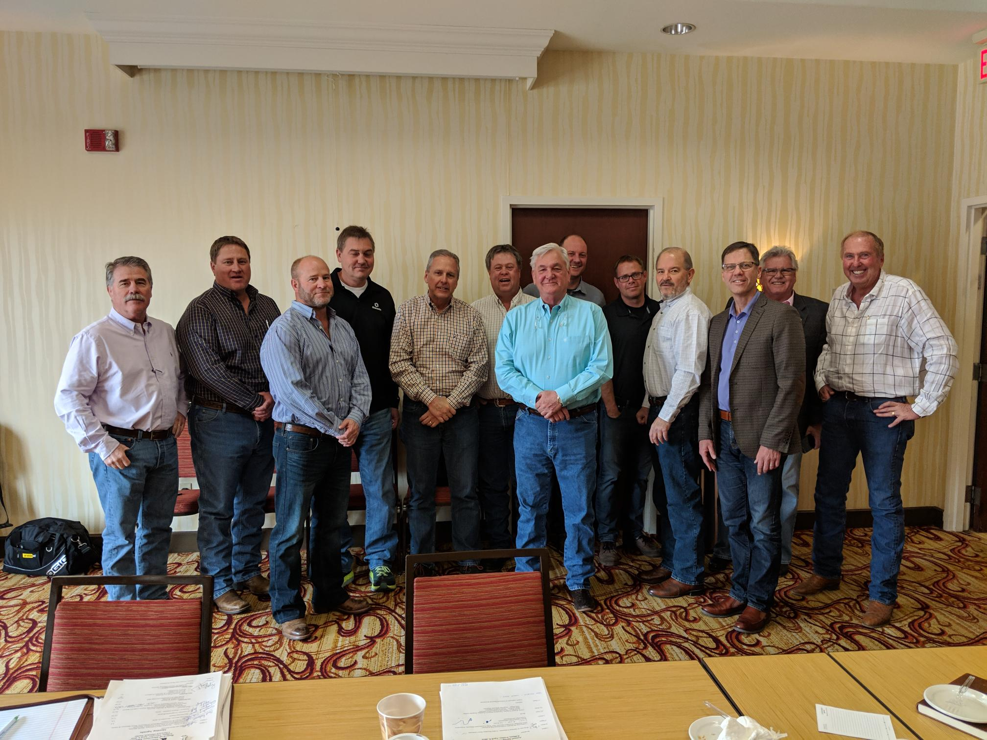 The CAPA Board of Directors from the April 2019 Board Meeting